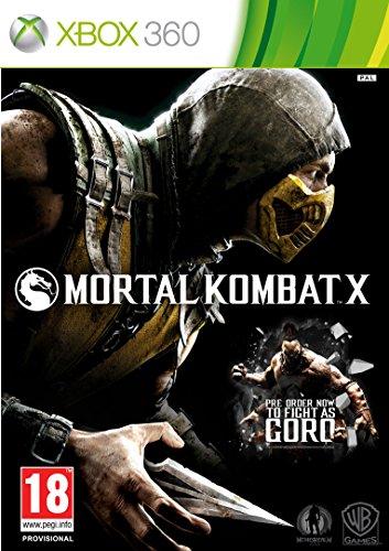 Mortal Kombat X [AT PEGI] - [Xbox 360] (Xbox 360-spiele Mortal Kombat X)