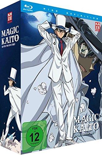 Bild von Magic Kaito: Kid the Phantom Thief - Vol.1 + Sammelschuber - Limited Edition [Blu-ray]