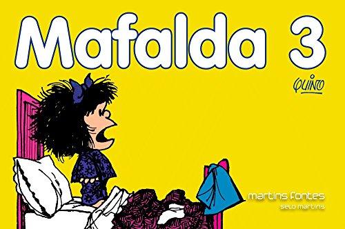 Mafalda Nova 3 (Em Portuguese do Brasil)