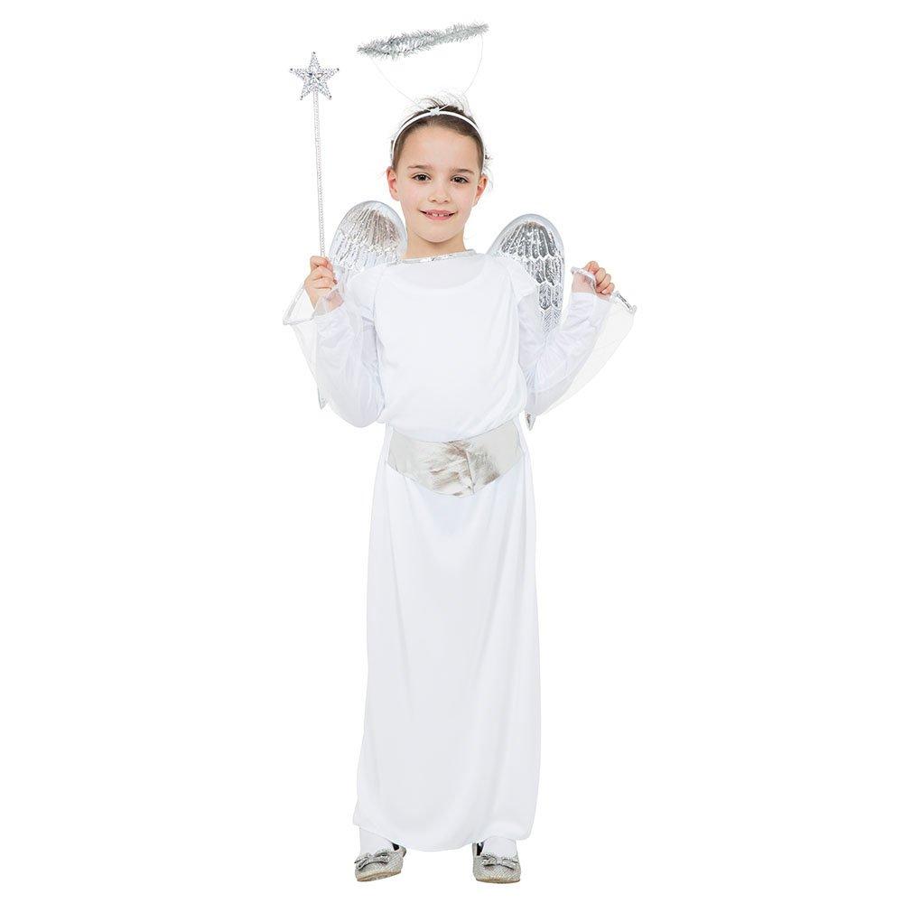 Bristol Novelty–Disfraz de ángel. Presupuesto ()–Hembra