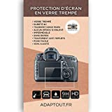 EOSM Heavy Duty for Canon EOS M \ EOS M2 Screen Protector – Tempered Glass Protective- ADAPTOUT FRENCH BRAND