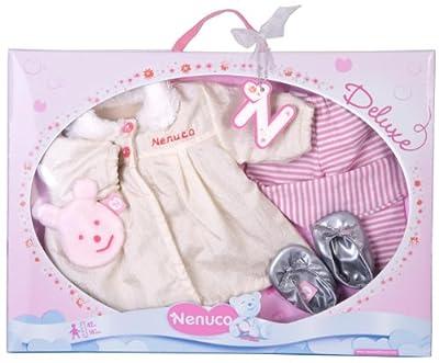 Famosa Nenuco Ropita Deluxe - Conjunto de ropa para muñeco, surtido de modelos (1 unidad) de FAMOSA