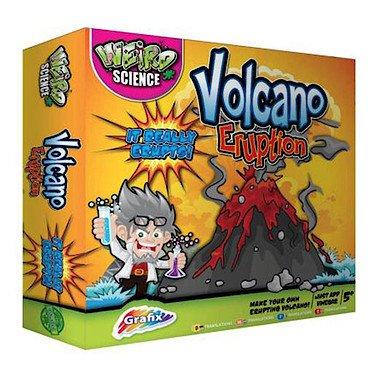 Grafix Weird Science Volcano Eruption from Grafix
