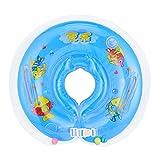 Omos Kinder Baby Säugling Aufblasbare Runde Schwimmen Ring in Verschiedenen (Blau)