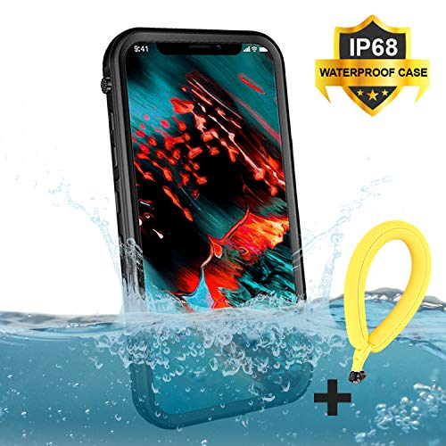 BDIG Funda Impermeable iPhone XS MAX