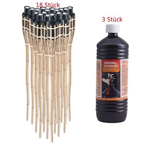 ectxo-18x-torche-en-bambou-torche-de-jardin-bambou-torches-de-jardin-flambeaux-90cm-avec-3x-1l-huile