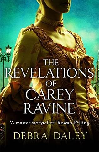 book cover of The Revelations of Carey Ravine