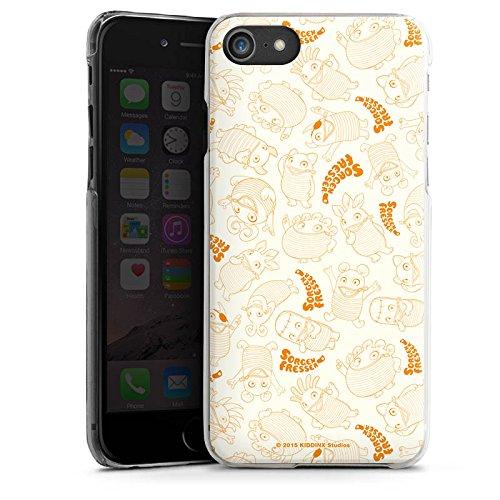 Apple iPhone X Silikon Hülle Case Schutzhülle Sorgenfresser Figur Fanartikel Merchandise Hard Case transparent