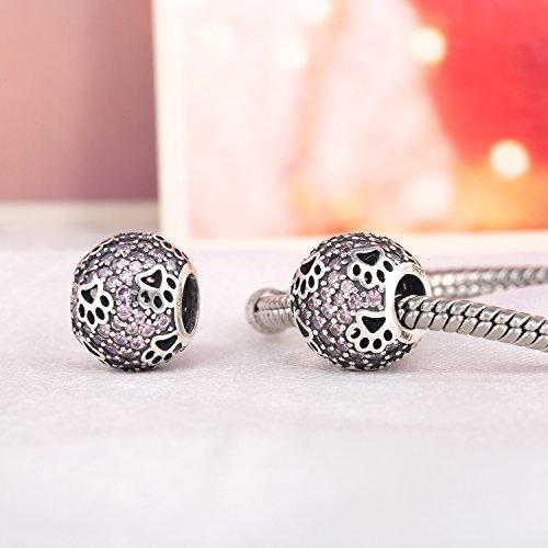 Amatolove-Jewellery-Breloque-en-argent-sterling-925-avec-oxydes-de-zirconium-et-empreintes-de-pattes-de-chat-et-de-chien-pour-bracelets–breloques-et-colliers