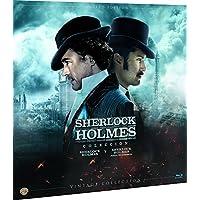 Sherlock Holmes Colección Vintage (Funda Vinilo) Blu-Ray