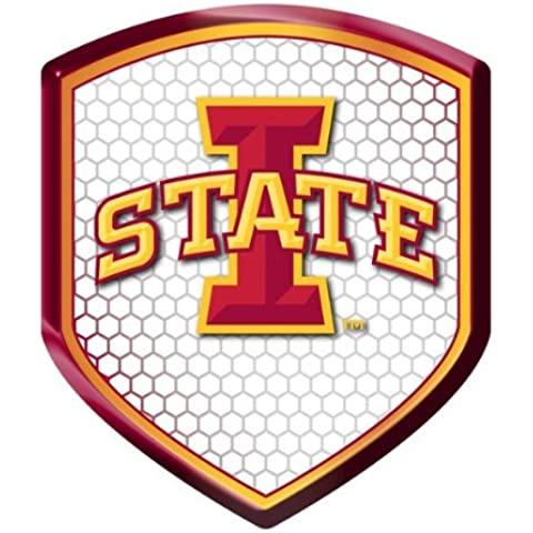 NCAA Iowa State Cyclones Team Shield Automobile