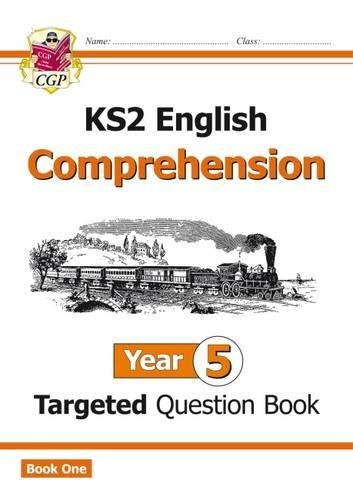 KS2 English Targeted Question Book por CGP Books
