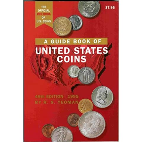 A Guide Book of United States Coins 1995