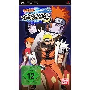 Naruto Shippuden – Ultimate Ninja Heroes 3