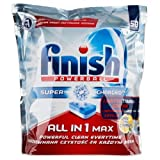#7: Finish Dishwasher tablets All in 1 Max Diamond Lemon 50 tablets - Limited Edition
