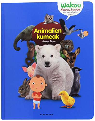 Animalien kumeak (Wakou, naturari buruzko entziklopedia txikia)