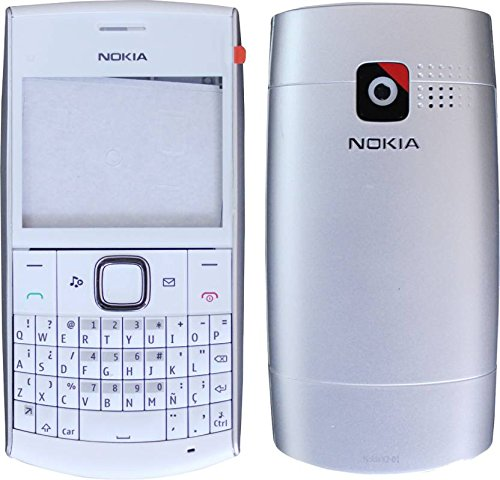 ROKK'' Nokia X2-01 New Replacement Body Housing Front & Back Panel (White)  available at amazon for Rs.559