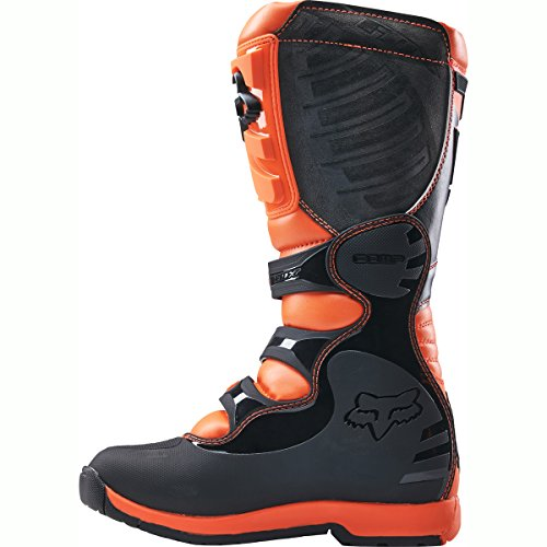Fox Comp 5 Stiefel Orange MX Motocross US13 EU47,5 - 3