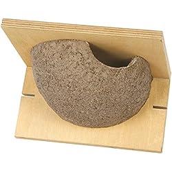C J Wildbird Foods Limited C J - Nido artificial para golondrinas (Talla Única/Beige)