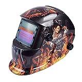 Tiptiper Gulin Oscurante Casco Saldatura, Protezione oscurante per auto con oscuramento del casco. Protezione UV