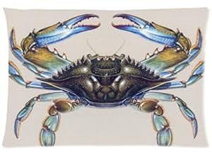 panier crabe d coration coverelegant de coussin motif best gifts d corer taie d 39 oreiller. Black Bedroom Furniture Sets. Home Design Ideas