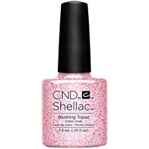 CND Shellac Smalto in Gel, Blushing Topaz - 1 Prodotto