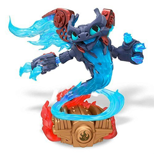 SPITFIRE Skylanders Superchargers NEW figure - Hot Streak's driver! by Activision