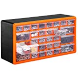 VonHaus 30 Drawer Parts Storage Organiser Cabinet