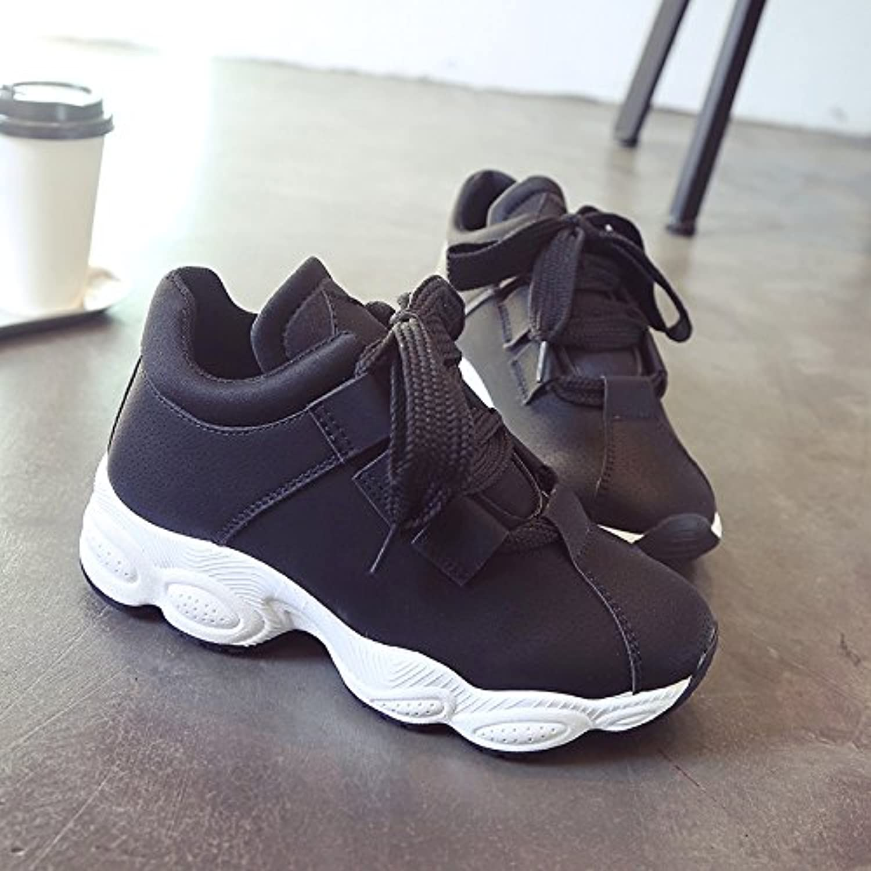 GUNAINDMXShoes/Sports/Casual Shoes Shoes/New/All-Match /.,39 Half Code,Black  Venta de calzado deportivo de moda en línea