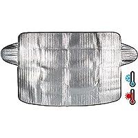 Protection anti givre pare brise XL - Aluminium