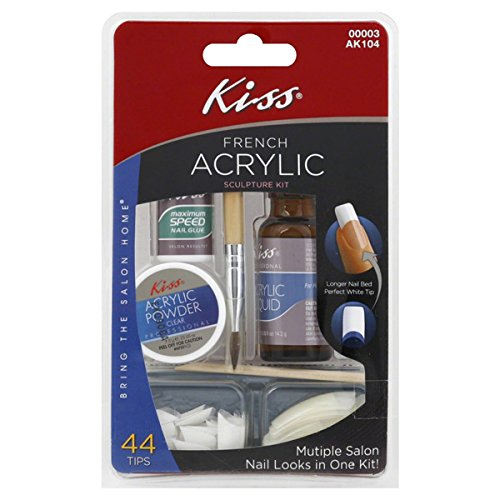 KISS French Acrylic Sculpture Kit 1 ea by KISS