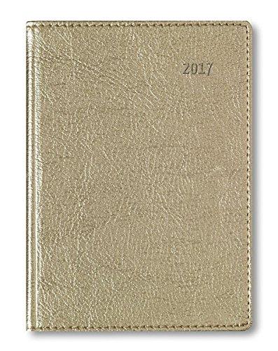 Ladytimer Glamour Gold 2017 - Taschenplaner / Taschenkalender A6 - Weekly - 192 Seiten (Handtasche Gold Französisch)
