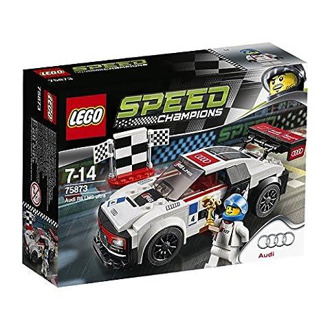 LEGO - 75873 - Speed Champions - Jeu de Construction - Audi R8 LMS ultra