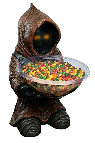 Star Wars Candy Bowl Holder Jawa / Süßigkeitenhalter aus (Star Wars Candy Bowl Stormtrooper)