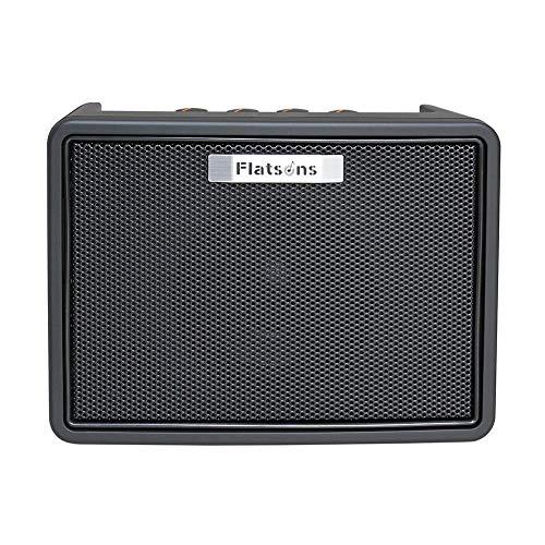 Gitarren Verstärker Amp Mini Combo Amp Portable Verstärker Für Gitarre, Multi-Effekte Tuner Funktionen, Kopfhöreranschluss Verstärker Lautstärkeregler