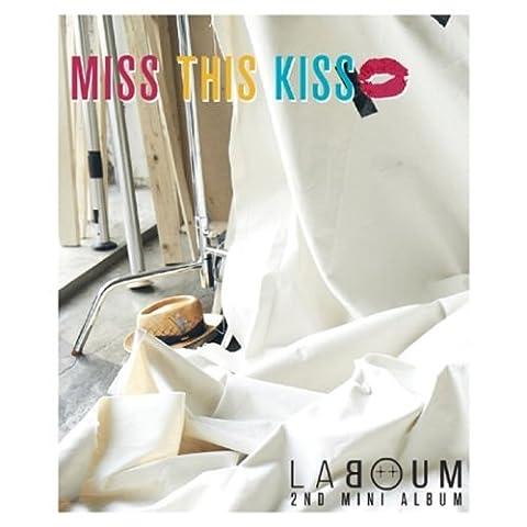 LABOUM - [Miss This Kiss] 2nd Mini Album CD + Individual Photo Book Kpop Sealed
