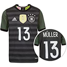 adidas Kinder Dfb Trikot Away Müller Em 2016 Nationalmannschaften
