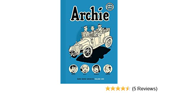 Archie Archives Volume 1 (Dark Horse Archives): Amazon.co.uk
