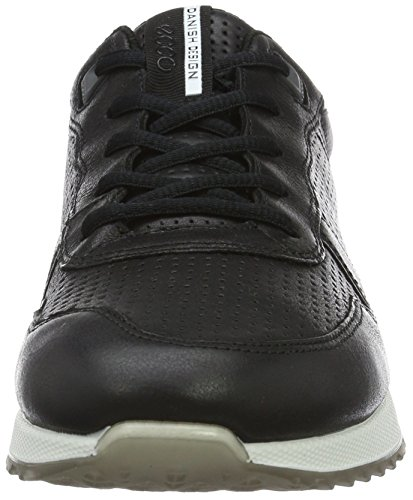 Ecco Herren Sneak Men's Sneakers Schwarz (2001black)