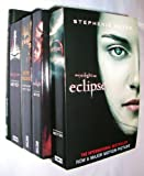 Twilight Saga Collection, 5 Book set: Twilight, New Moon, Eclipse (film tie in editions), Breaking Dawn (paperpack) The Short Second Life of Bree Tanner (hardback)