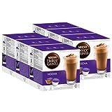 Nescafé Dolce Gusto Mocha Mokka Schokolade Kaffee Kaffeekapsel 6er Pack 6 x 16 Kapseln (48 Portionen)