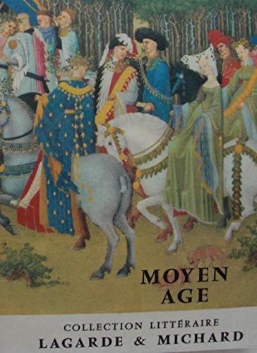 Moyen Âge - Les Grands Auteurs Français