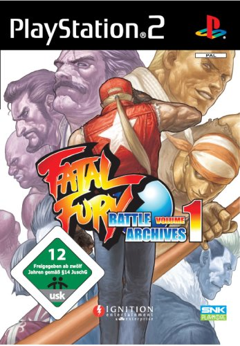 Fatal Fury Battle Archive Vol. 1
