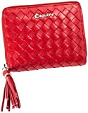 Esquire Münzbörse Damenbörse Rot 09563711
