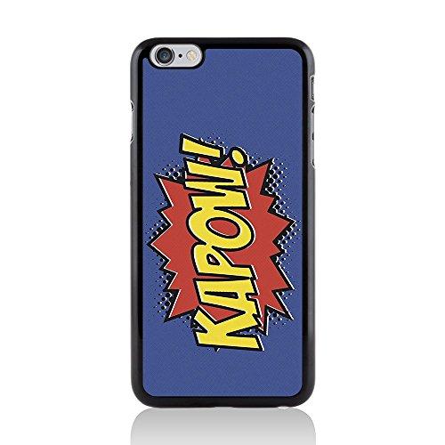 Apple iPhone 6Plus/6S Plus COMIC Kapern hart Rückseite Fall von Call Candy Kapow