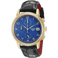 Mens Elysee Vintage Chronograph Watch 80552