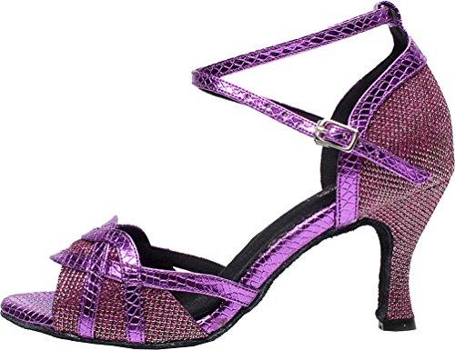 CFP , Danse ; moderne femme Violet - violet
