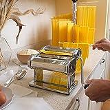 from Marcato Marcato Atlas 150 pasta machine Chrome, Silver Wellness Model 8320
