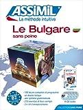 le bulgare sans peine ; livre cd audio x4