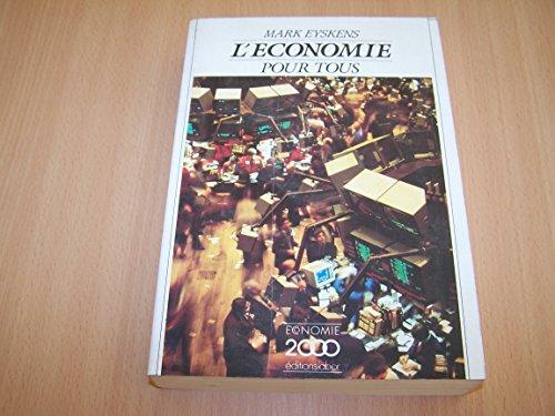 Economie pour tous par Mark Eyskens